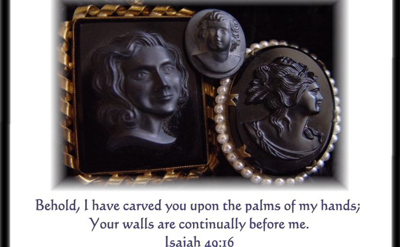 Carved Like Cameo's