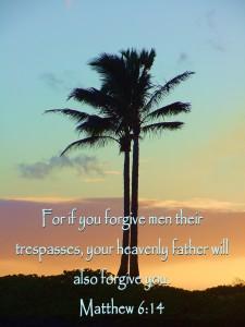 Forgive done