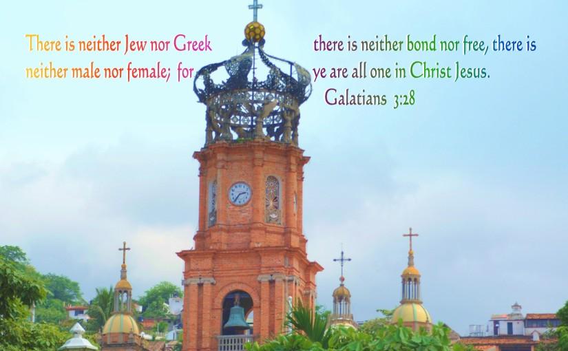 One In ChristJesus