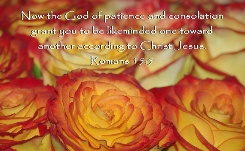God Of Patience