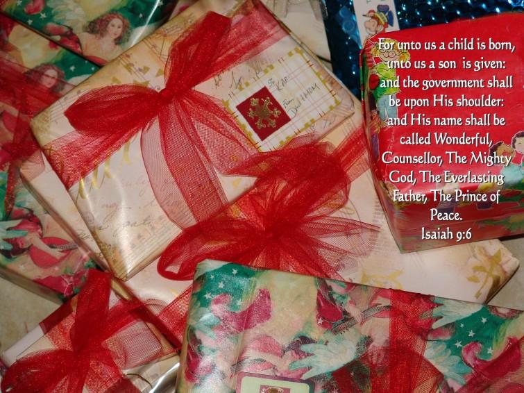1st Christmas Gift