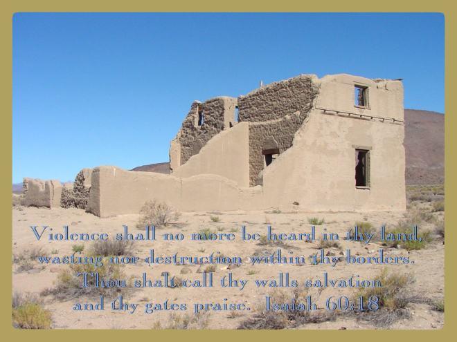 Walls of Praise
