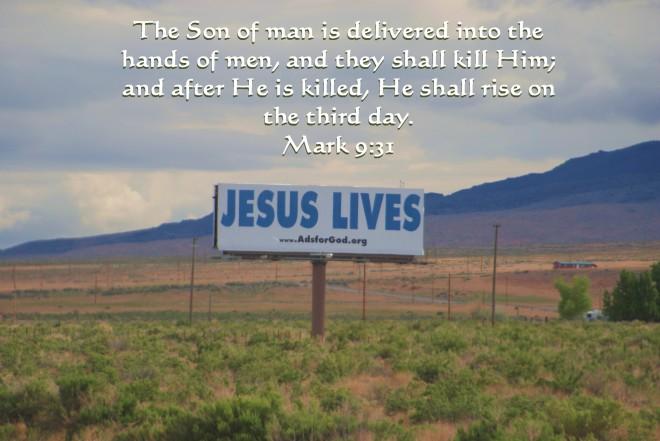 Jesus Sign 2